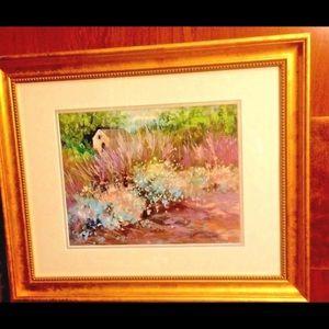 """Leavenworth Pastel """"Afternoon Garden"""" Cape Cod"""